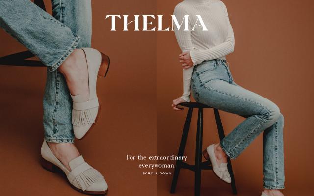 Screenshot of Shopthelma