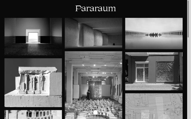 Screenshot of Pararaum