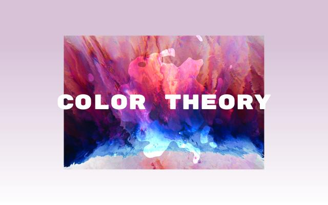 Screenshot of Colortheory