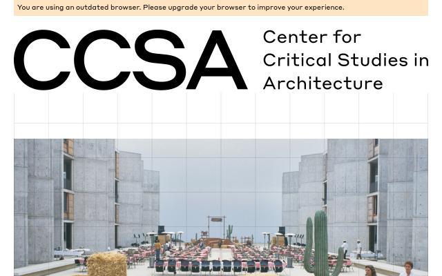 Screenshot of Criticalarchitecture