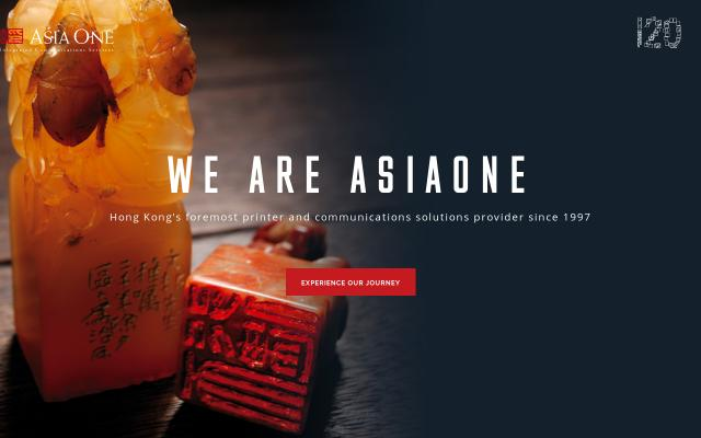 Screenshot of Asiaone
