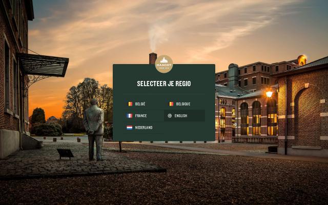 Screenshot of Haacht