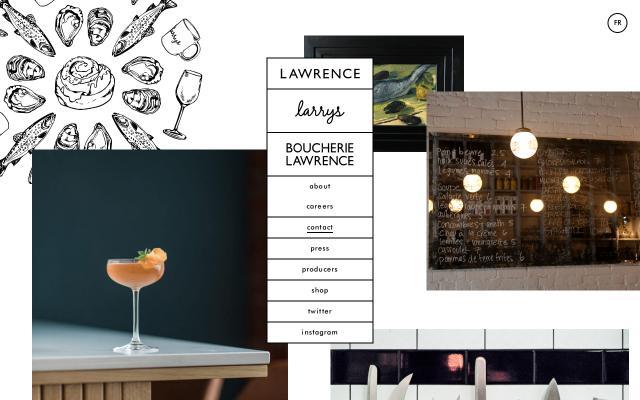 Screenshot of Lawrencemtl
