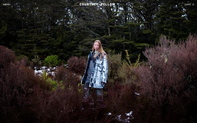 Screenshot of Courtneypellow