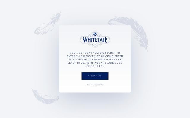 Screenshot of Whitetailgin