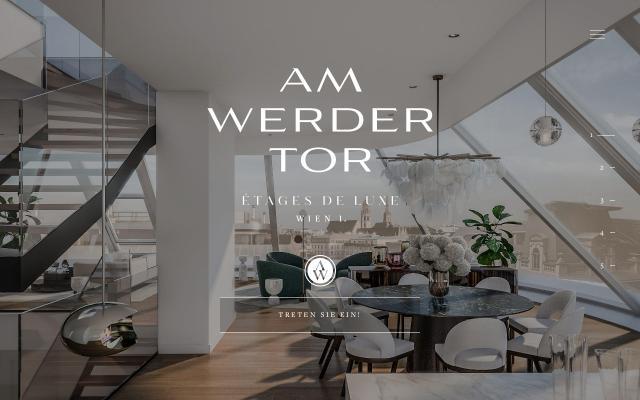 Screenshot of Amwerdertor