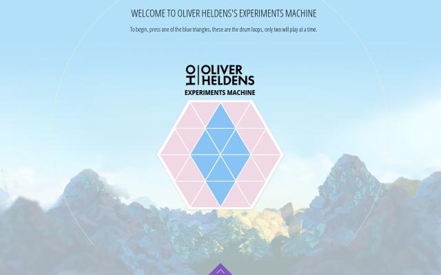 Screenshot of Ohexperimentsmachine