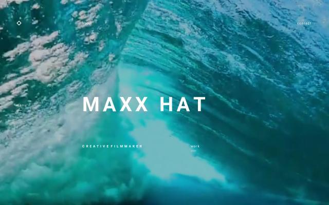 Screenshot of Maxxhat