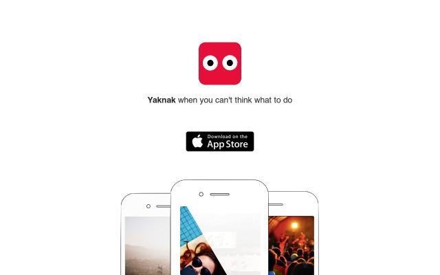 Screenshot of Yaknakapp