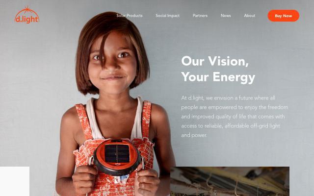 Screenshot of Dlight