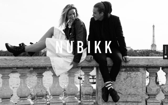 Screenshot of Nubikk