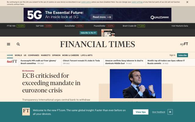 Screenshot of Ft