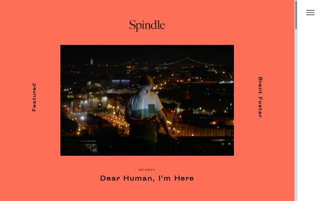 Screenshot of Spindle