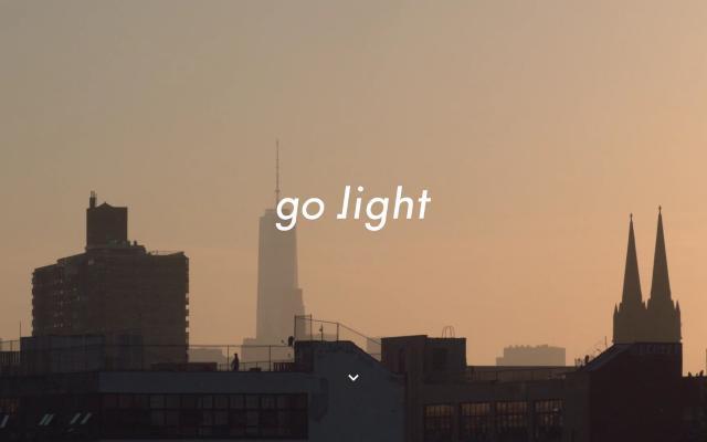 Screenshot of Thelightphone