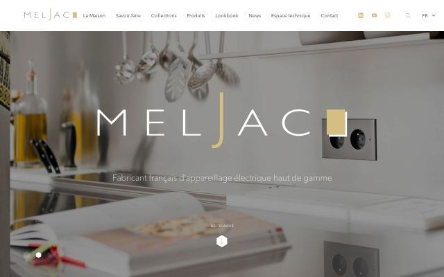 Screenshot of Meljac