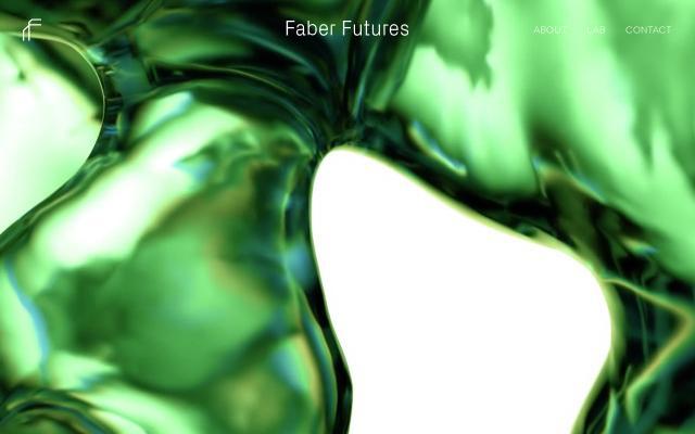 Screenshot of Faberfutures