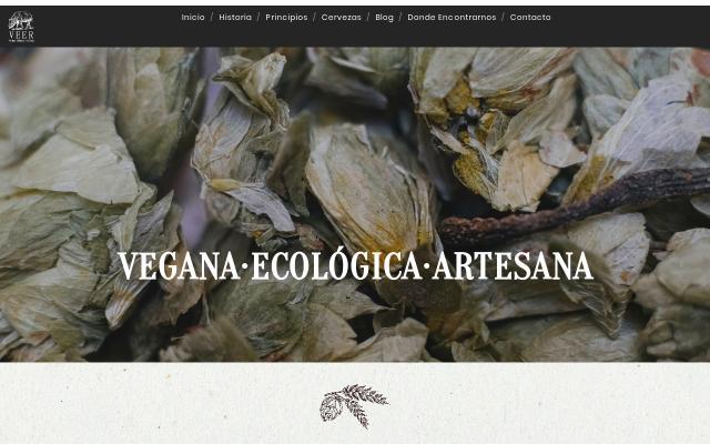 Screenshot of Cervezaveer