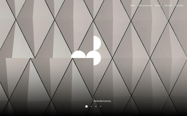 Screenshot of Movingbrands