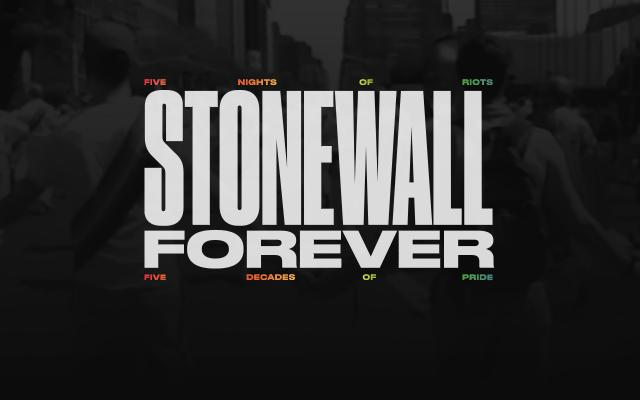 Screenshot of Stonewallforever