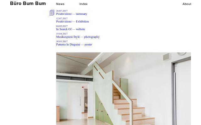 Screenshot of Buerobumbum