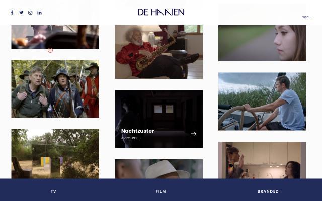 Screenshot of Dehaaien