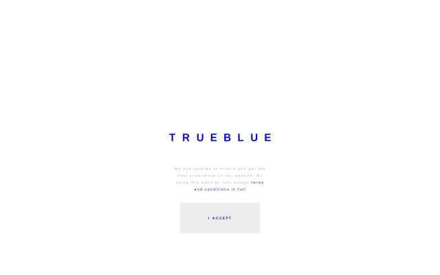 Screenshot of Trueblue