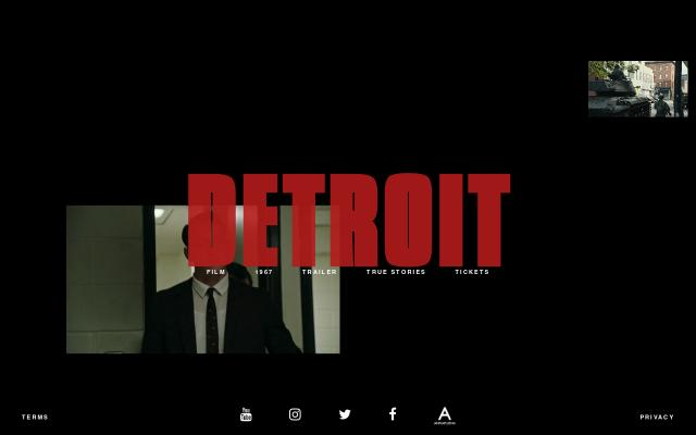Screenshot of Detroit