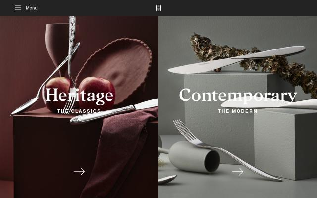 Screenshot of Hardangerbestikk