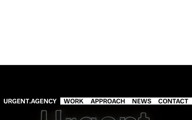 Screenshot of Urgent