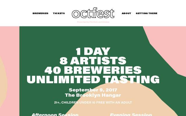 Screenshot of Octfest