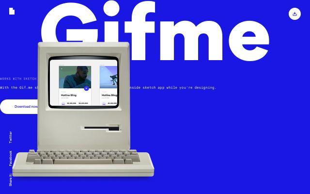 Screenshot of Sketchgif