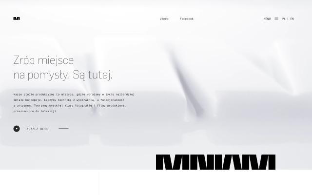 Screenshot of Mniam