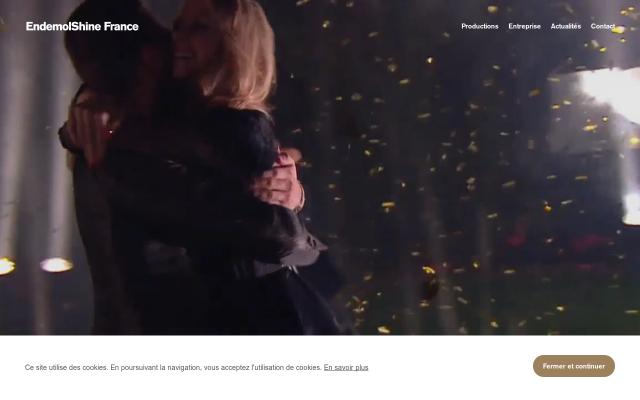 Screenshot of Endemolshine