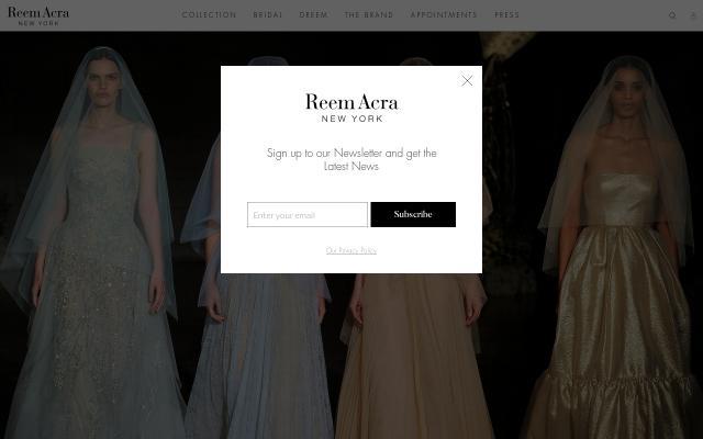 Screenshot of Reemacra