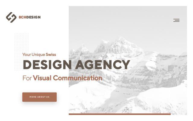 Screenshot of 8chdesign