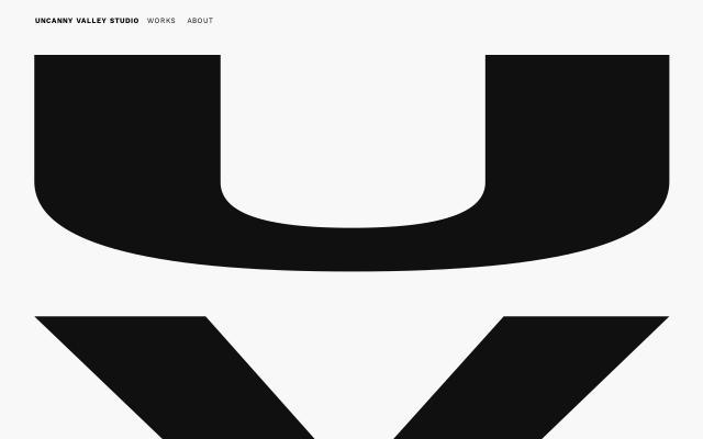 Screenshot of Uncannyvalley