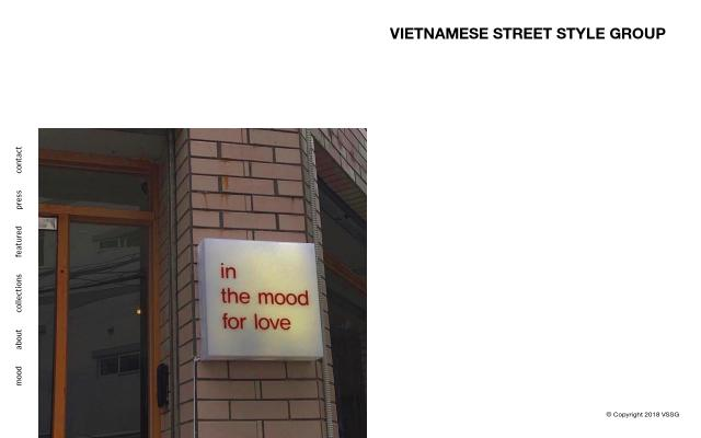 Screenshot of Vietnamesestreetstylegroup