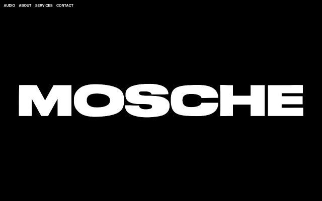 Screenshot of Mosche