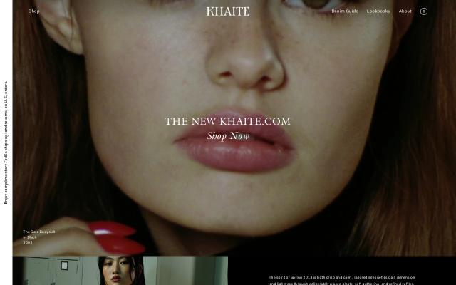 Screenshot of Khaite