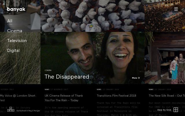 Screenshot of Banyak