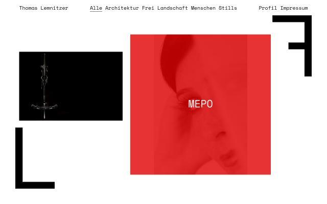 Screenshot of Lemnitzer-fotografie