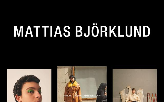 Screenshot of Mattiasbjorklund