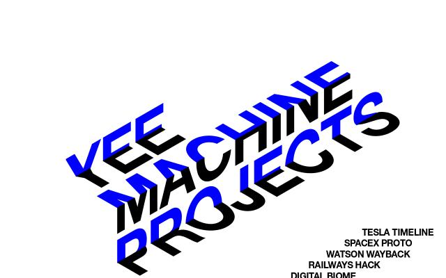 Screenshot of Yeemachine