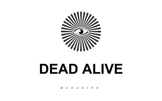 Screenshot of Deadalivemagazine