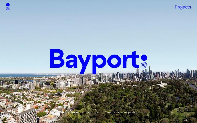 Screenshot of Bayport