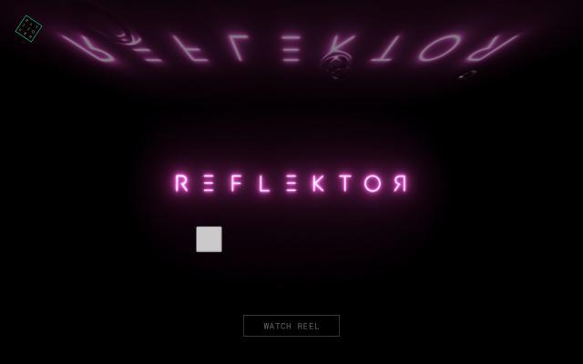 Screenshot of Reflektor