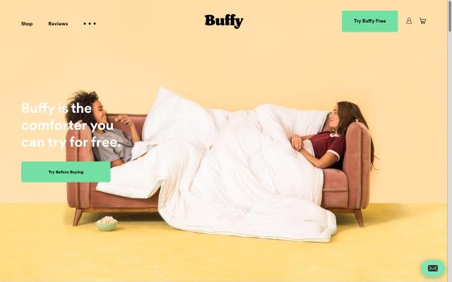 Screenshot of Buffy