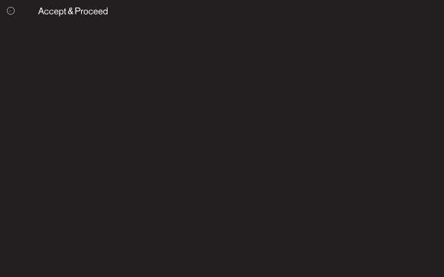 Screenshot of Acceptandproceed