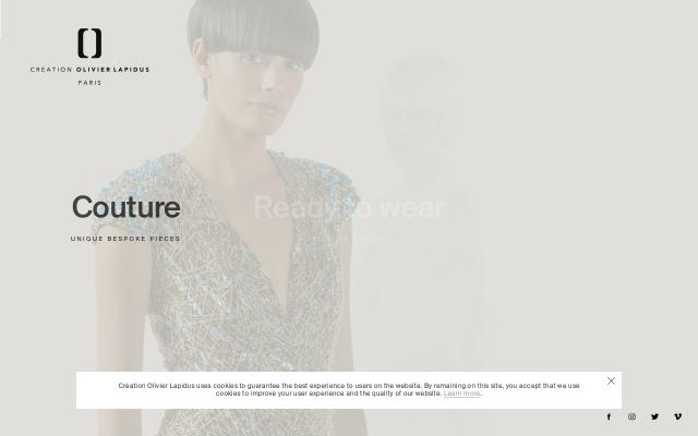 Screenshot of Creationolivierlapidus