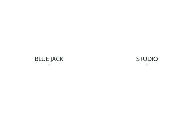 Screenshot of Bluejackstudio